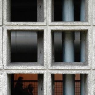 Concrete Grid I
