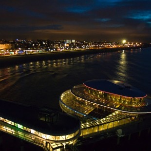 Scheveningen by Night