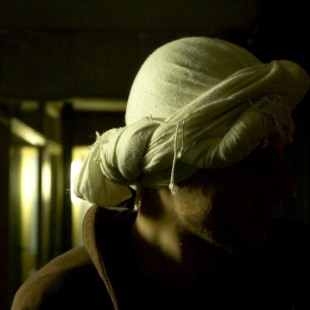The Man in the White Turban
