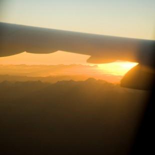 Andean Sunrise