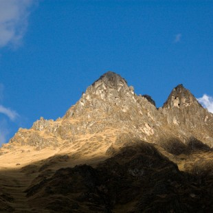 Sunlit Peak