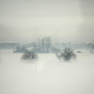 Snowy Haze