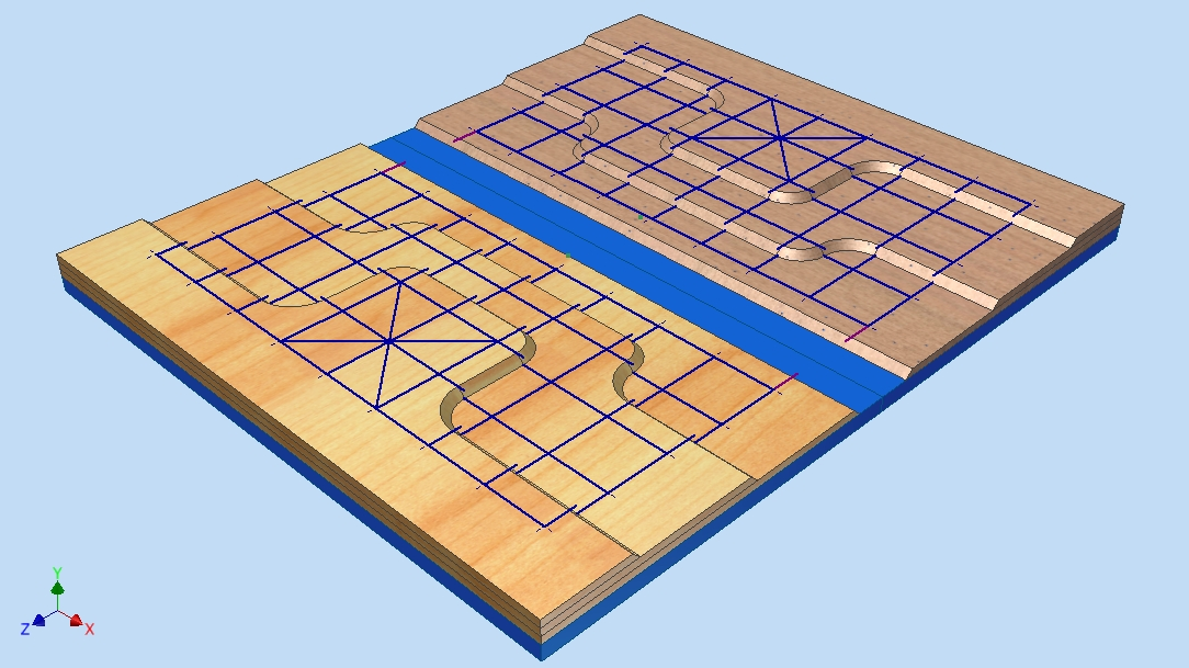 Board Isometric